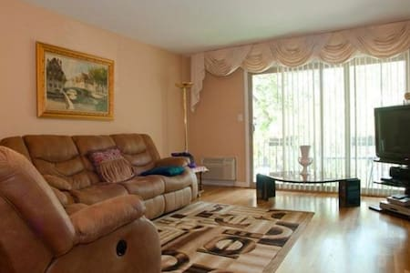 Clean and Comfortable in Skokie - Skokie - Wohnung