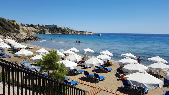 Property with 5 bedrooms in Argaka Village, Paphos, Cyprus - 800 m from the beach