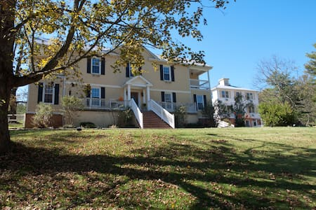 Shenandoah Manor B&B - Guest House - Lexington