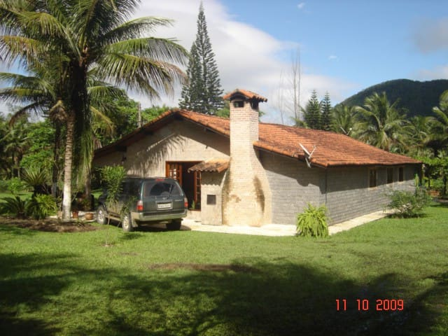 Coastal Lakes 100kms North of Rio   - Saquarema - Villa
