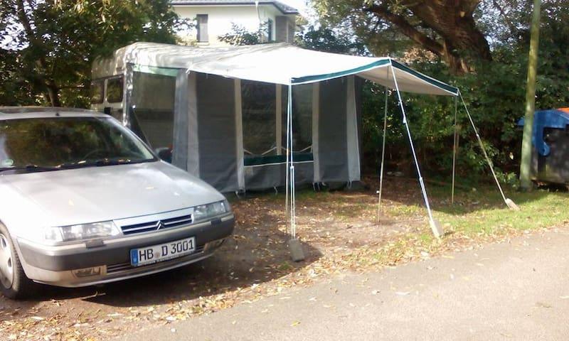 Bremerhaven Wohnwagen