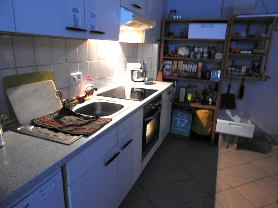 The updated Kitchen