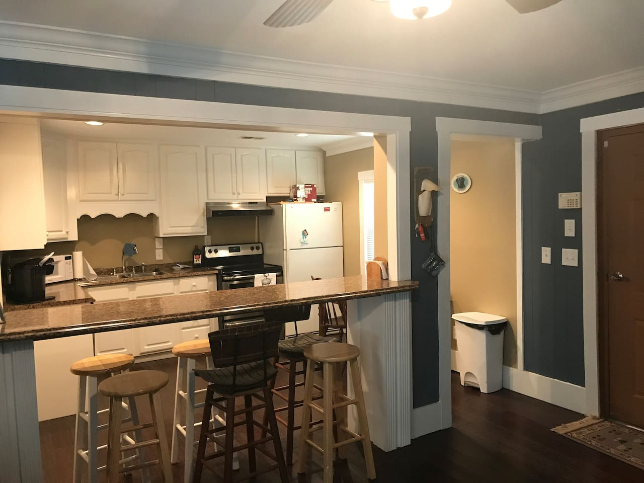 Kitchen and bar table