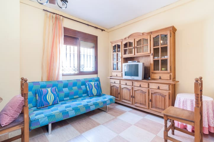 Apartment on the beach MALAGA (C)