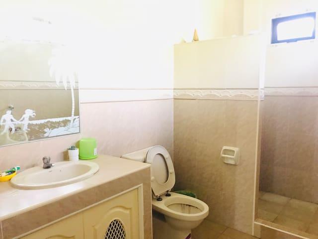 Garden House, 2bedrooms and 1 restroom