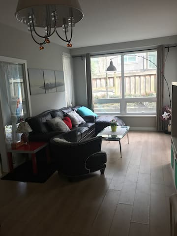 New and clean apartment in Richmond - Richmond - Flat