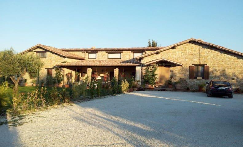 Villa Fratta - San Marcello - Villa