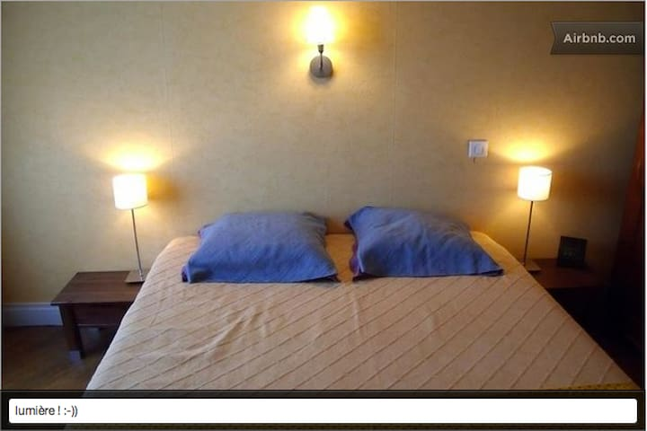 Low budget in a residential area - París - Bed & Breakfast