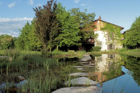 Farmhouse with pool in vineyards300 - Dogliani - Talo