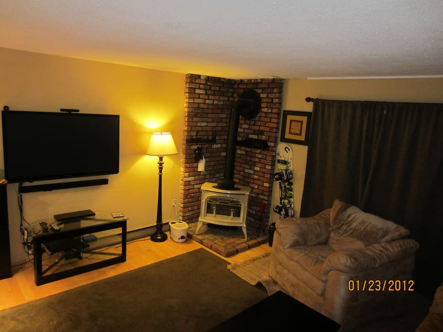 Comfy Townhouse 5min to Mt. Snow