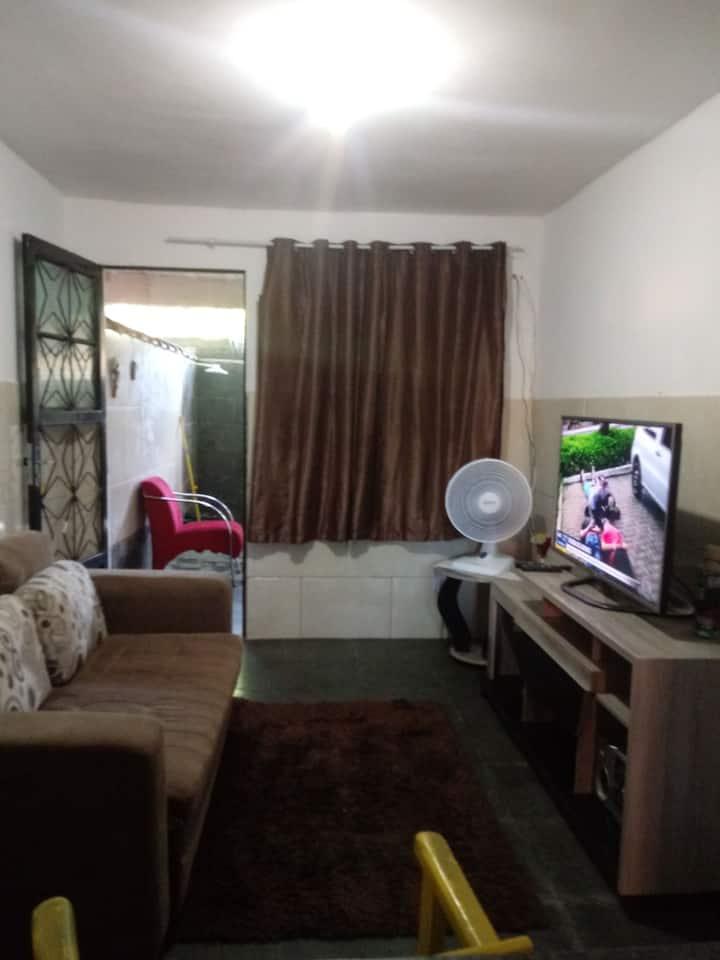 Casa tipo apartamento simples