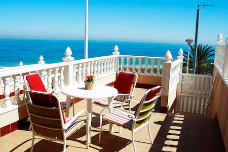 beauty bunga sea views swimmingpool - Los Arenales del Sol