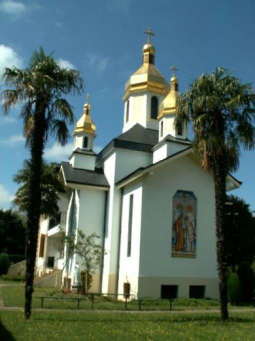 Chapelle ukrainienne