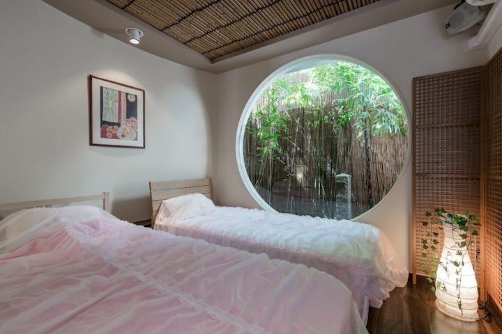Jolie maison à Kyoto profond / Free WiFi