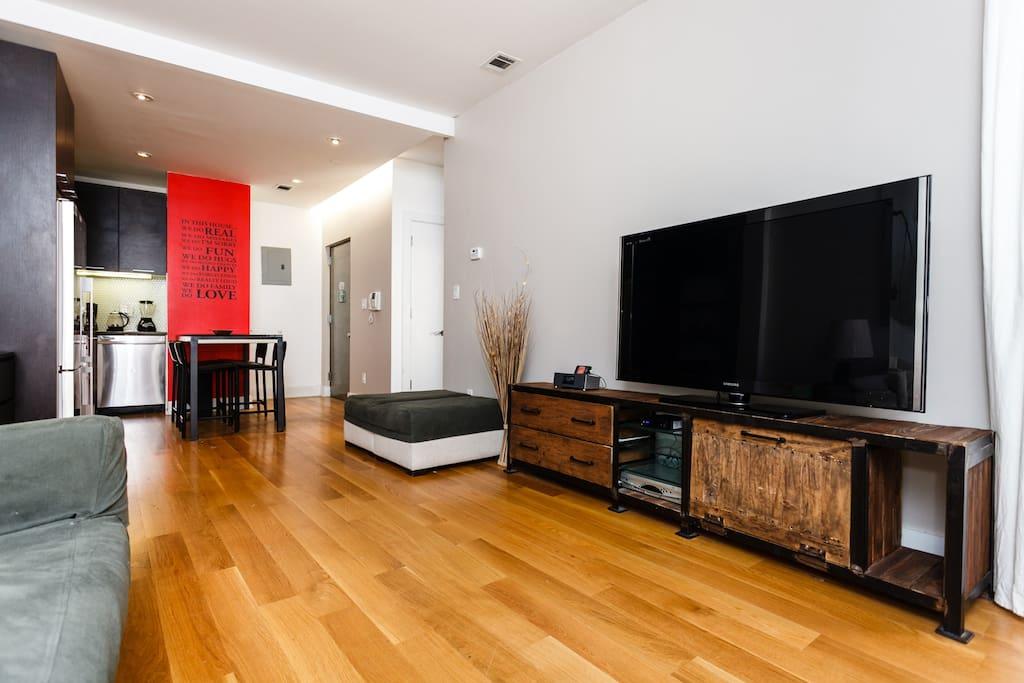 Nyc moderno e confortevole appartamenti in affitto a for Appartamenti in affitto per vacanze a new york