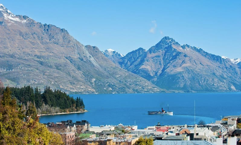 Top Location 200m to downtown - Queenstown - Flat