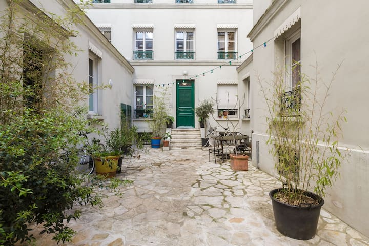 COSY room with private shower & WC - Paris - Apartmen