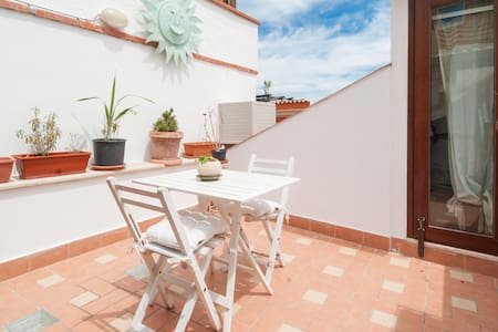 Little flat in central city - Cagliari - Lejlighed