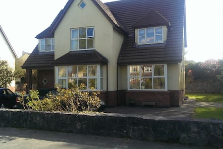 Loft living in Moycullen Happy days - Moycullen - Bed & Breakfast