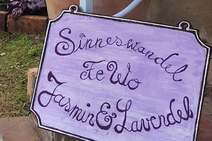 Landhaus Sinneswandel Fewo Lavendel