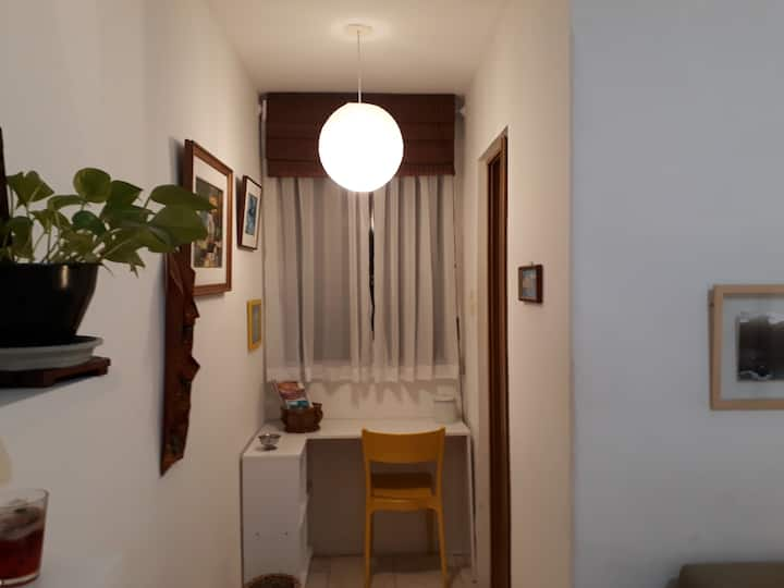 Room and living room in Copanema