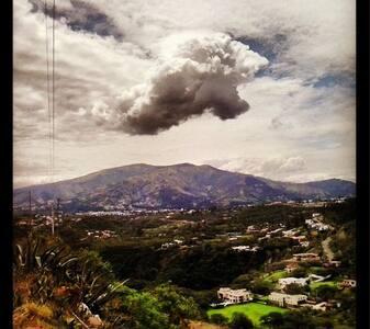 Cuarto libre en la casa del ritmo - Quito