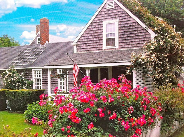 BEAUTIFUL COTTAGE IN SCONSET - Nantucket