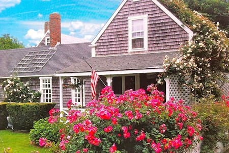 BEAUTIFUL COTTAGE IN SCONSET - Nantucket - 独立屋