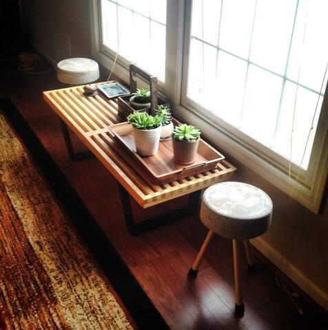 rural living - quiet private room  - Macomb - Maison