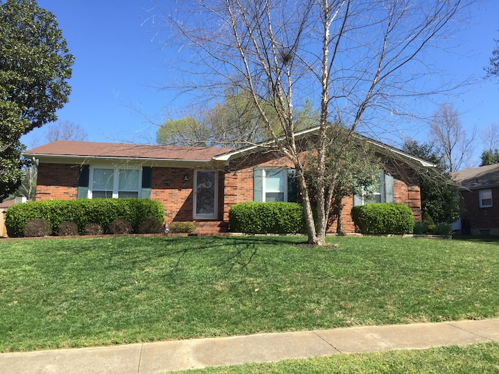Centrally Located Louisville Home
