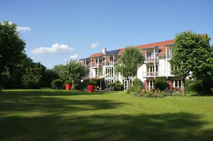 AngerResidenz, FeWo & Hotel (Zwiesel), FeWo Dachgeschoss, innenliegend