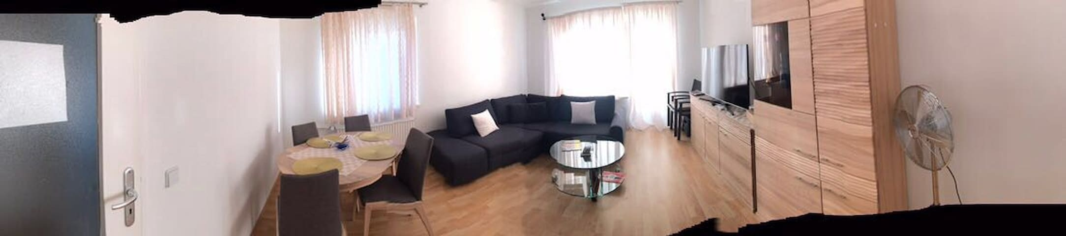 Quiet and bright condo in Rudow, Berlin for 4 - Berlin - Appartement en résidence