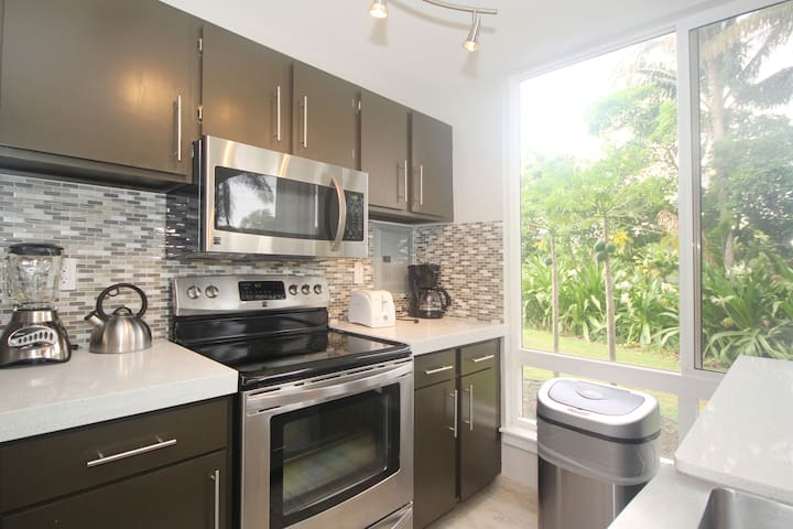 Newly Renovated Condo (Princeville)