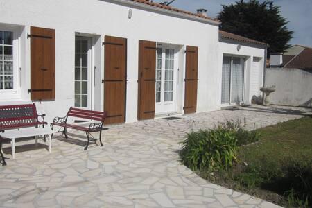 maison plain-pied 140m2  proche mer - La Brée-les-Bains