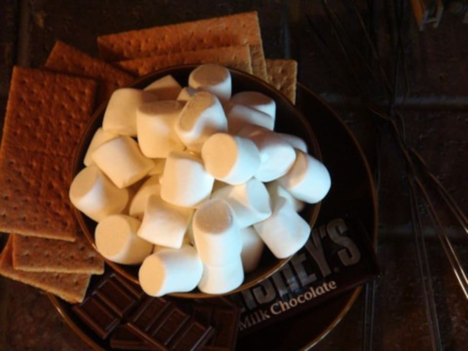 S'MORES! Put your FitBit away and Just Do It :)