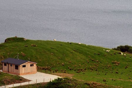 Beautiful lodge, great sea views - Isle of Skye - Kulübe