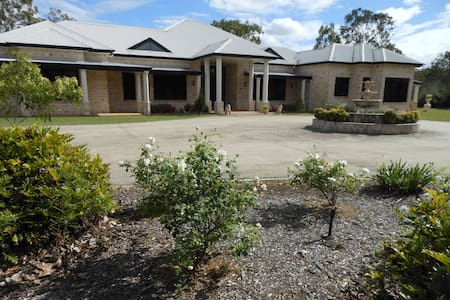 Bed & Breakfast Farm Stay SE Qld  - Mundoolun