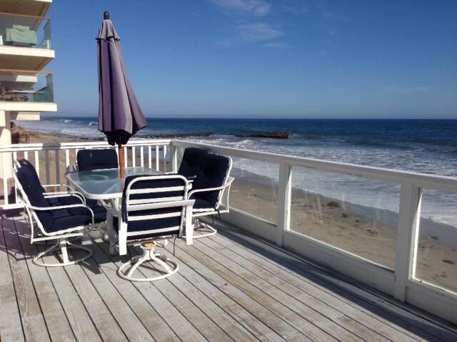 Malibu Road Guest Studio On Beach! - Malibu - Apartment