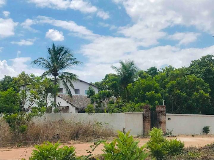 Villa Eva / suite privativa na Lagoa do Paraíso