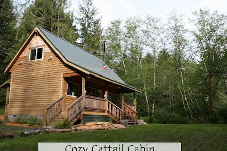 Cozy Cattail Cabin Coastal Retreat - Reedsport