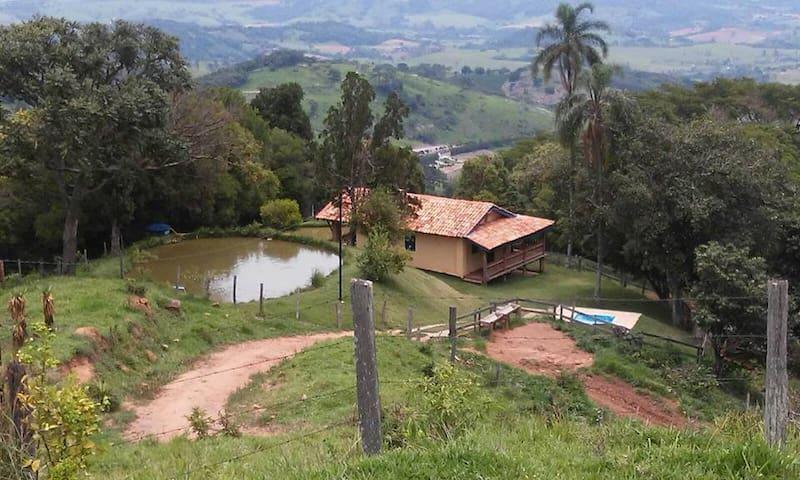 O Cantinho Da Paz - São João da Boa Vista - Rumah