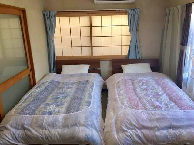 2階ベッド専用お部屋