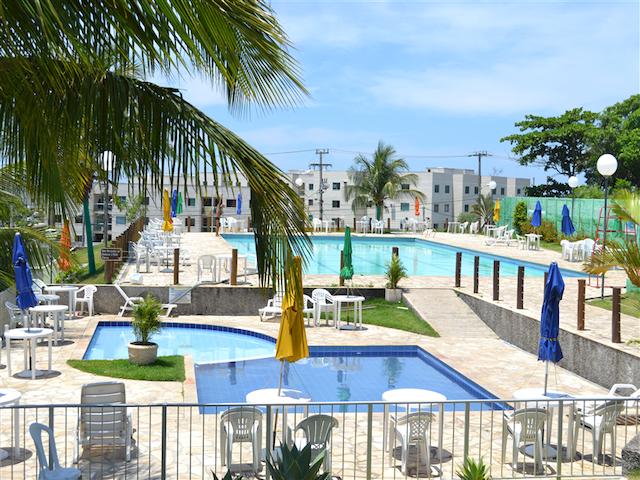 Apartamento com piscina São Pedro / Cabo Frio - São Pedro da Aldeia - Daire