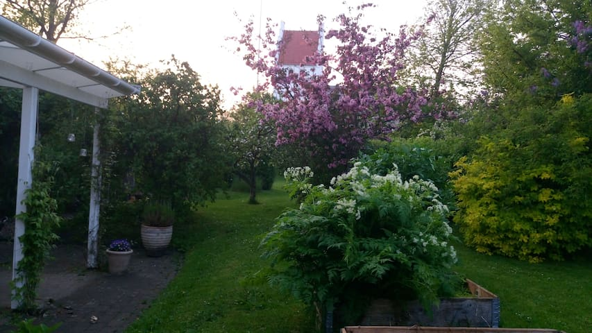 Idyllisk landsbyhus i Søhøjlandet - Brædstrup
