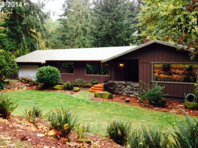 Zigzag Mt. Hideaway Bunkroom Bunk#1 - Rhododendron - House
