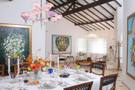 El Cortijo de La Riviera Hotel - Rionegro - House