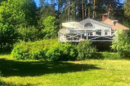 4 star holiday home in LJUSTERÖ