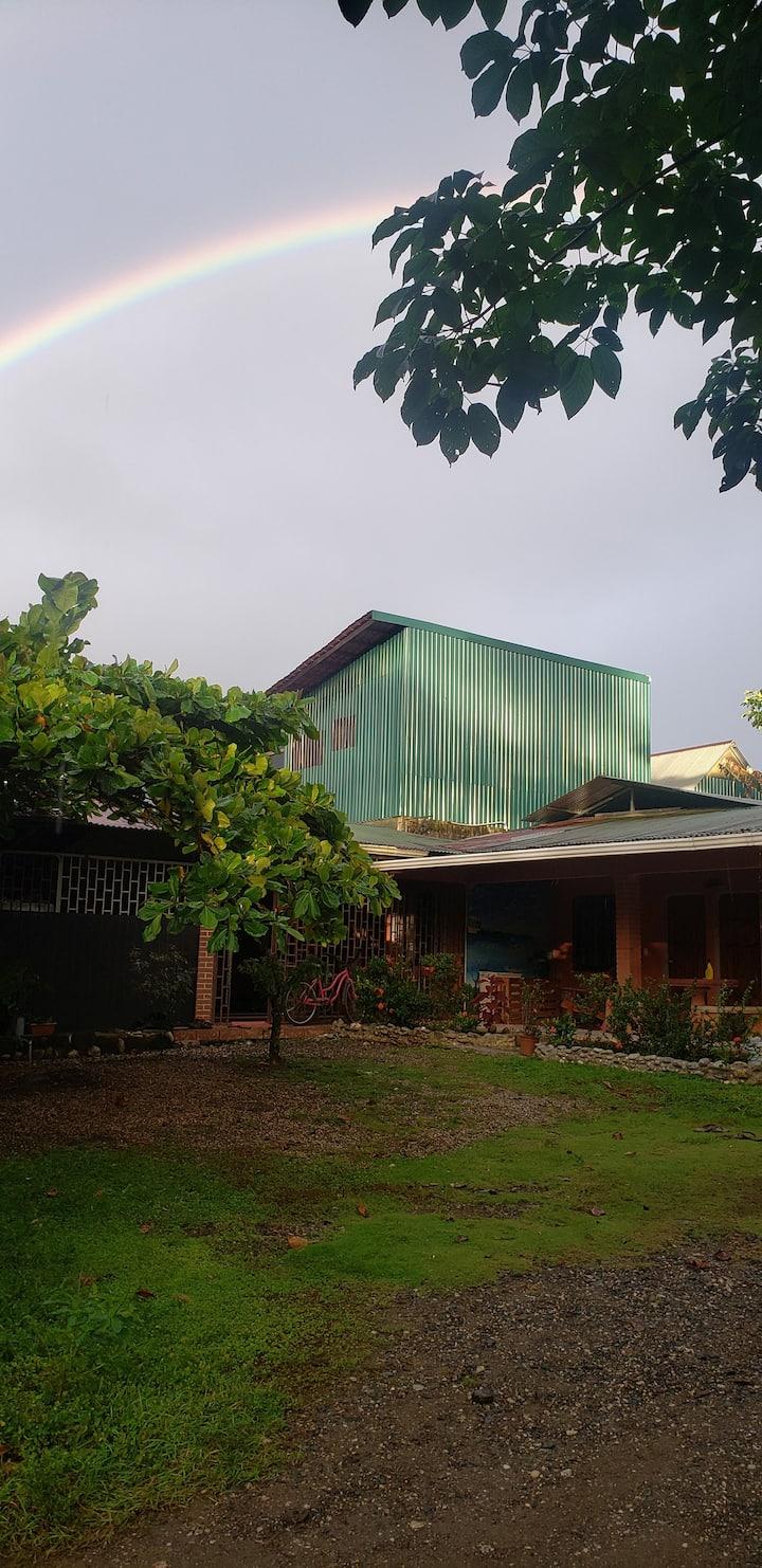 Corcovado Wild House, Puerto Jiménez