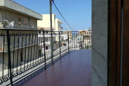 Casa Intera a 2 minuti dal Mare (Milazzo Eolie) - Venetico Marina, Sicilia, IT - อพาร์ทเมนท์