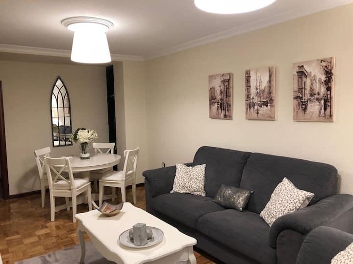 Estupendo piso con una situación ideal